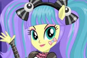 game Equestria Girls Pixel Pizzaz