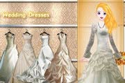 game Euro Style Wedding Dresses