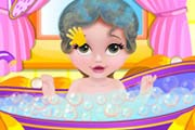 game Fairytale Baby Belle Caring