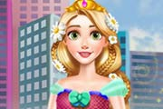 game Fall Princess Dress Up