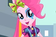 game Fashionista Pink Dress Up