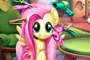 game Fluttershy Real Haircuts