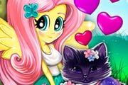 game Fluttershy`s Pet Care