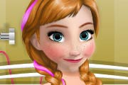 game Frozen Anna Emergency Birth