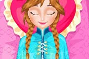 game Frozen Anna Give Birth a Baby