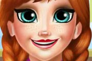 game Frozen Anna Maternity Doctor