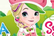game Frozen Elsa Strawberry