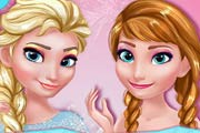 game Frozen Prom Makeup Design