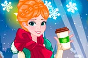 game Frozen Sisters Welcome Winter