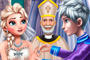 game Frozen Wedding Ceremony