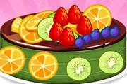 game Fruit Cake Decoration