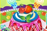game Fruity Jelly Decoration