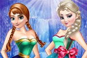 game Fynsy`s Beauty Salon Elza And Anna