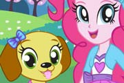 game Fynsy`s Pet Salon Pinkie Pie