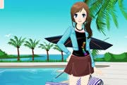 girl dress up 16 Game