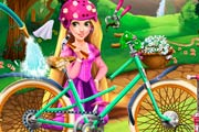game Girls Fix It - Rapunzel`s Bicycle