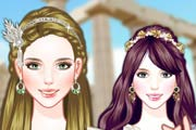 game Greek Girl Hair Styles