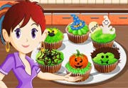 game Halloween Cupcake Sara s Cooking Class