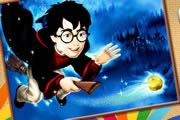 Harry Potter Online Coloring