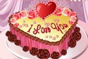 game Heart Shaped Cake