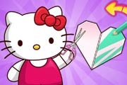 game Hello Kitty Origami Class