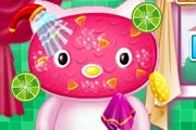 Hello Kitty Stylish Makeover
