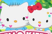 game Hello Kitty`s New Boyfriend