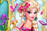 Ice Queen Art Deco Couture Game