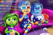 game Inside Out Memory Party