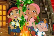 game Jack And The Neverland Pirates Xmas