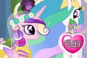 game Little Pony Numbers Hunt