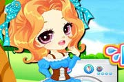 game Little Princess Laundry