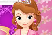 game Little Princess Sofia Washing Clothes