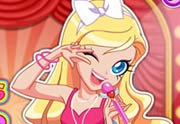 game LoliRock-Iris Dress Up