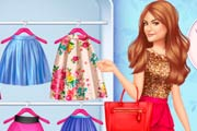 Lucy Hale Round The Clock Fashionista Game