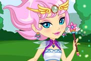 Magical Elf Cute Dressup Game
