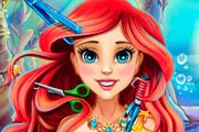Mermaid Princess Real Haircuts Game