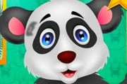 game Messy Panda Care