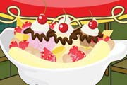 Mia's Cooking Series: Banana Split