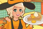 game Mia's Cooking Series: Pumpkin Pie