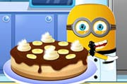 game Minion Cooking Banana Cake