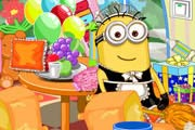 game Minion Party House Cleanup
