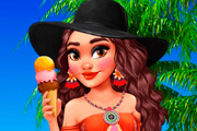 game Moana`s Paradise Escape