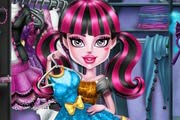 game Monster High Closet
