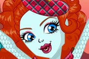 Monster High Lorna Mcnessie
