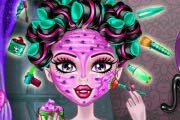 game Monster High Real Makeover