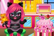 game Monster High Werecat Babies