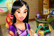 game Mulan`s Crafts