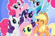 game My Little Pony 6 Diff