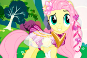 game My Little Pony Hair Salon